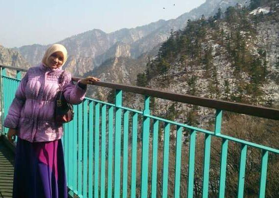 MT SEORAK, SEORAKSAN NATIONAL PARK, SOUTH KOREA