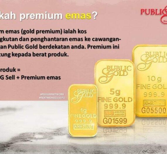 APA MAKSUD GOLD PREMIUM PUBLIC GOLD