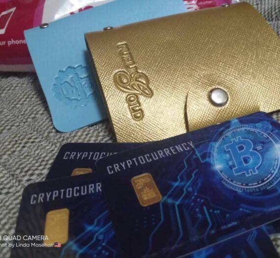 TERIMA GOLD BAR CRYPTOCURRENCY DARI PUBLIC GOLD